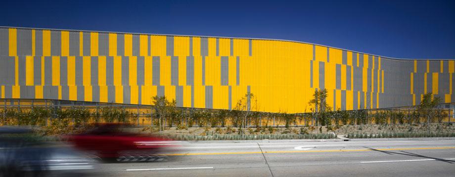 Camino nuevo high school aiacc for Dsa architecture