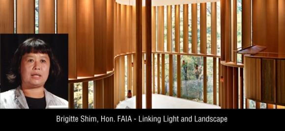 Brigitte Shim, MDC, Monterey Design Conference, Linking Light and Landscape