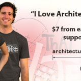 I Love Architecture T-Shirt